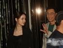 Lâm Phong lần đầu đưa vợ trẻ đi dự tiệc sau khi đăng ký kết hôn
