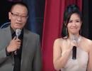 """MC Lại Văn Sâm """"tố"""" diva Hồng Nhung từng """"làm lố"""" phá nát kịch bản truyền hình"""