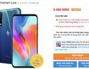 Vsmart Live bất ngờ giảm nửa giá sau 3 tháng bán ra