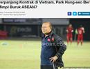 Thầy Park gia hạn hợp đồng, báo Indonesia lo cho cả… Đông Nam Á