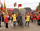 Tái hiện Hội làng Việt cổ và tôn vinh tín ngưỡng thờ Mẫu ở Phú Thọ
