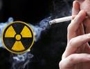 Chất phóng xạ trong thuốc lá: Mối nguy hiểm với cả người không ngửi khói thuốc