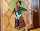 """Tường San mặc đồ dân tộc, nhảy """"Để Mị nói cho mà nghe"""" tại Nhật Bản"""