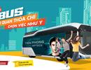"""""""Hành trình IT Bus"""" trao cơ hội, khơi đam mê cho sinh viên CNTT"""