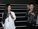 Hồng Nhung trẻ như gái đôi mươi trong buổi tập nhạc cùng Quang Hà