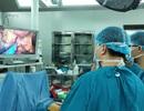 Đà Nẵng: Lần đầu tiên phẫu thuật nội soi cắt gan cho bệnh nhân ung thư