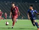 """Vắng """"thần đồng"""" Suphanat, U19 Thái Lan thua sốc trước U19 Campuchia"""