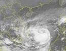 Ảnh hưởng bão số 6, đêm nay nhiều tỉnh Nam Trung Bộ mưa to