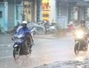Ảnh hưởng không khí lạnh, Hà Nội có mưa rào và giông