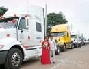 Chú rể Đồng Nai mang 6 container đi đón dâu khiến nhà gái bất ngờ