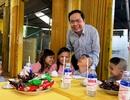 Những đứa trẻ bị bỏ rơi từng gặp Chủ tịch UBMTTQ Việt Nam, giờ đã không còn côi cút