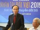Chấm Chung khảo Nhân tài Đất Việt 2019 lĩnh vực CNTT: Tìm kiếm nhân tố tỏa sáng