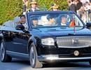 Toyota Century mui trần chính thức ra mắt trong lễ diễu hành của tân Nhật hoàng