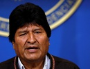 Cựu Tổng thống Bolivia sang Mexico tị nạn chính trị