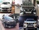 10 xe bán chậm nhất tháng 10: Giảm giá trăm triệu, khách vẫn thờ ơ