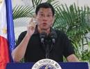 """Tuyên bố """"làm việc ở nhà"""" làm dấy lên đồn đoán về sức khỏe của Tổng thống Philippines"""