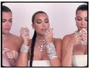 Kim Kardashian thuê 3 vệ sỹ trong buổi chụp hình với kim cương