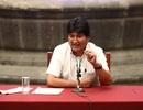 """Cựu Tổng thống Bolivia cáo buộc Mỹ liên quan tới """"kế hoạch đảo chính"""""""