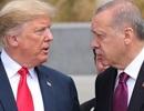 """Tổng thống Thổ Nhĩ Kỳ """"trái lời"""" ông Trump, tuyên bố không bỏ Nga"""