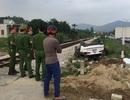 Tàu hỏa tông ô tô, một người tử vong tại chỗ