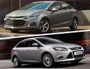 Chevrolet và Ford bị khách hàng quay lưng vì khai tử Cruze và Focus