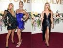 Paris Hilton táo bạo với váy không nội y
