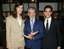 Hai cậu con trai của tài tử Pierce Brosnan trở thành đại sứ Quả Cầu Vàng