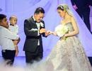 Con trai Giang Hồng Ngọc chứng kiến khoảnh khắc bố mẹ trao nhẫn cưới