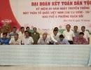 Ngày hội Đại đoàn kết: Tích cực xây dựng Đảng, chính quyền tại khu dân cư