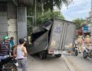 Thông tin bất ngờ về nghi phạm trộm xe tải gây náo loạn đường phố Sài Gòn