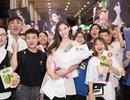 Top 8 Hoa hậu Quốc tế Tường San được chào đón giữa vòng vây người hâm mộ