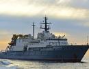 Tàu hải quân Nga sắp diễn tập với Việt Nam tại Biển Đông