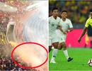 Cổ động viên Malaysia và Indonesia lại đụng độ, 41 người bị thương