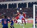 Thủ môn Kawin tố bị Văn Hậu phạm lỗi trong tình huống Thái Lan thủng lưới