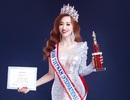 Lâm Yến Phi đăng quang Hoa hậu Việt Nam quốc tế thành đạt