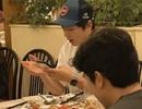 Hình ảnh hiếm hoi của Song Joong Ki sau khi ly hôn