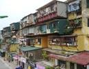 Động đất từ 4 độ Richter có thể làm sập hàng loạt chung cư cũ ở Hà Nội?