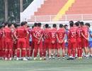 U22 Việt Nam lo lắng về sân cỏ nhân tạo ở SEA Games 30