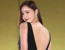"""Ngẩn ngơ ngắm lưng trần gợi cảm của """"tình đầu quốc dân"""" Yoona"""