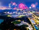 Tối nay Bình Dương bắn pháo hoa mừng sự kiện Thành phố thông minh năm 2019