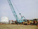 PVN, PV GAS khởi công kho chứa LNG 1 triệu tấn tại Thị Vải