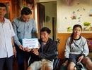 Trao hơn 80 triệu đồng của bạn đọc giúp đỡ gia đình 4 người gặp nạn vật vã trong bệnh viện