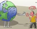 Tôi cực lực phản đối các nhà khoa học môi trường, các nhà khí tượng…!