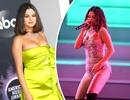 Selena trình diễn gợi cảm sau những vật vã vì bị chê bai ngoại hình