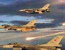 """Thổ Nhĩ Kỳ tung dàn F-16 thử hệ thống """"rồng lửa"""" S-400"""
