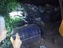 Xe chở nông sản lao xuống vực, 1 người tử vong