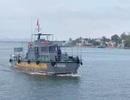 Huy động tàu chiến tìm kiếm ngư dân mất tích trên biển