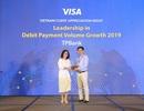 TPBank nhận ba giải thưởng danh giá từ Visa