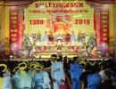 Hơn 5000 Phật tử về Yên Tử dự lễ tưởng niệm Phật hoàng Trần Nhân Tông