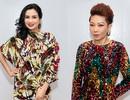 Dịp hiếm hoi ca sĩ Hà Trần, Thanh Lam xuất hiện trên thảm đỏ thời trang